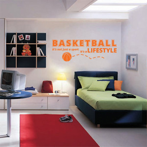 Basketball its a lifestyle