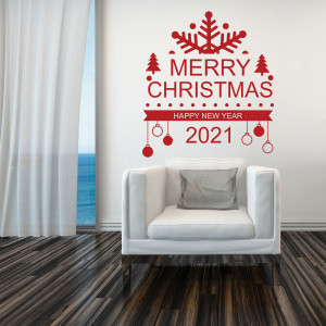 Merry Christmas, Happy New Year 2021