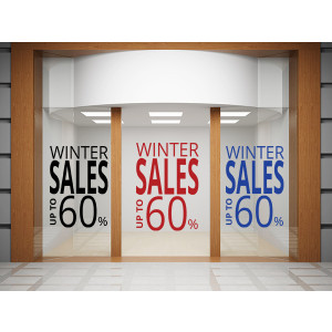 Winter Sales up to