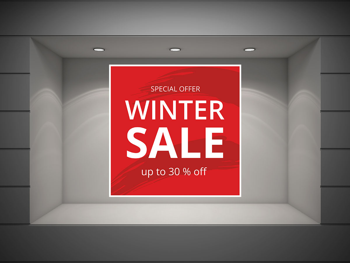 Winter Sale - Special Offer